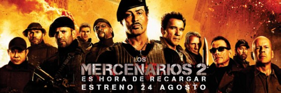 Wallpapers Los Mercenarios 2