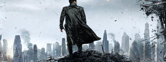 Teaser Poster de Star Trek:Into Darkness