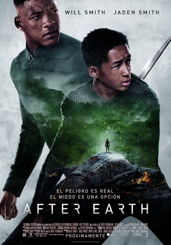 Cartel AFTER EARTH