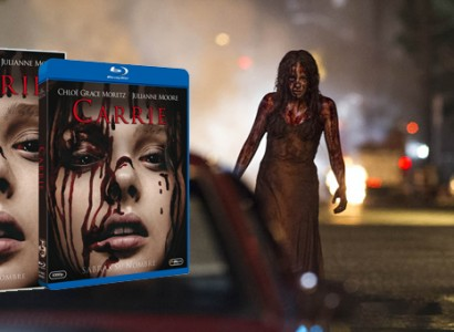 CARRIE en Blu-ray y DVD el 23 de abril