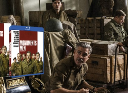 Monuments Men disponible próximamente en Blu-ray, DVD y Digital HD