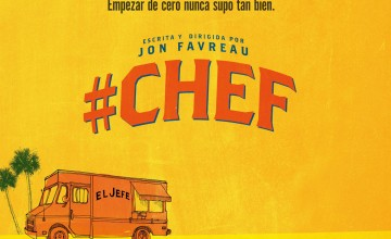 #CHEF [Trailer HD Español]