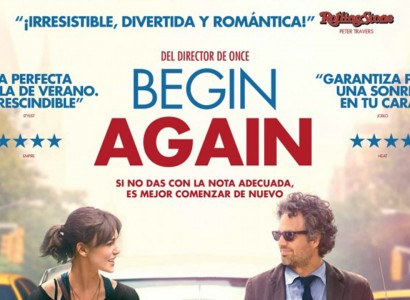 Begin Again [Trailer HD Español]
