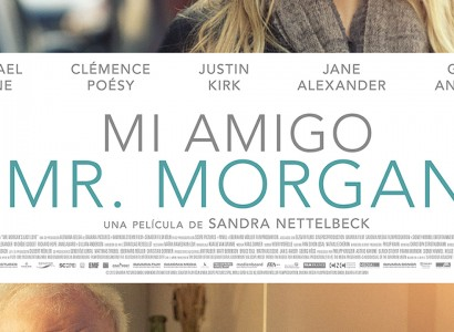 Mi Amigo Mr. Morgan [Trailer Oficial Español]