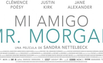 Poster Mi Amigo Mr. Morgan