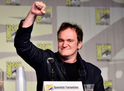 [Comic-Con 2014] Quentin Tarantino confirma The Hateful Eight y más
