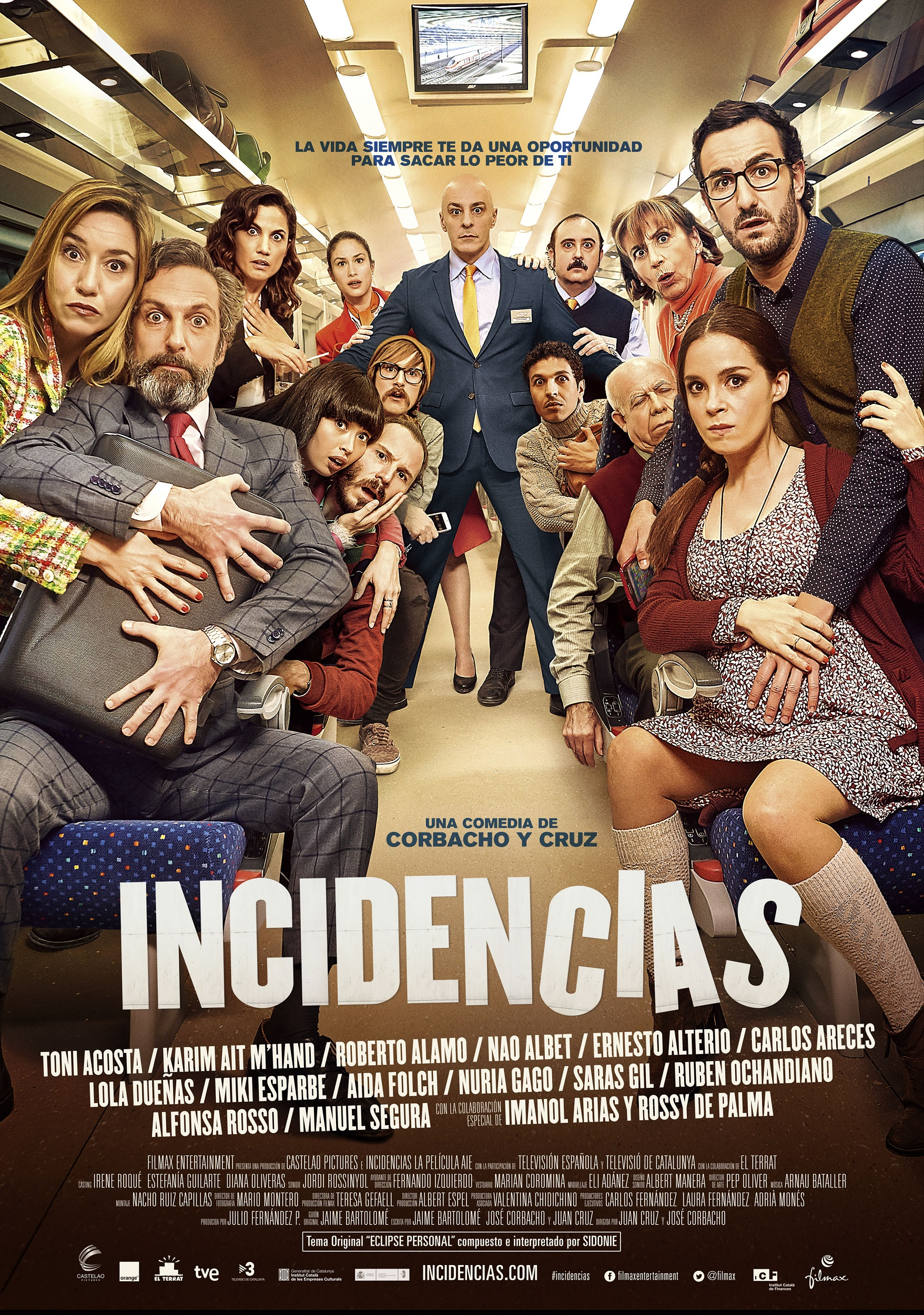 Incidencias | 2015 | HD | Castellano | MEGA