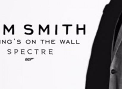 "El artista Sam Smith  interpreta el tema principal de  ""SPECTRE"", Writing's On The Wall"
