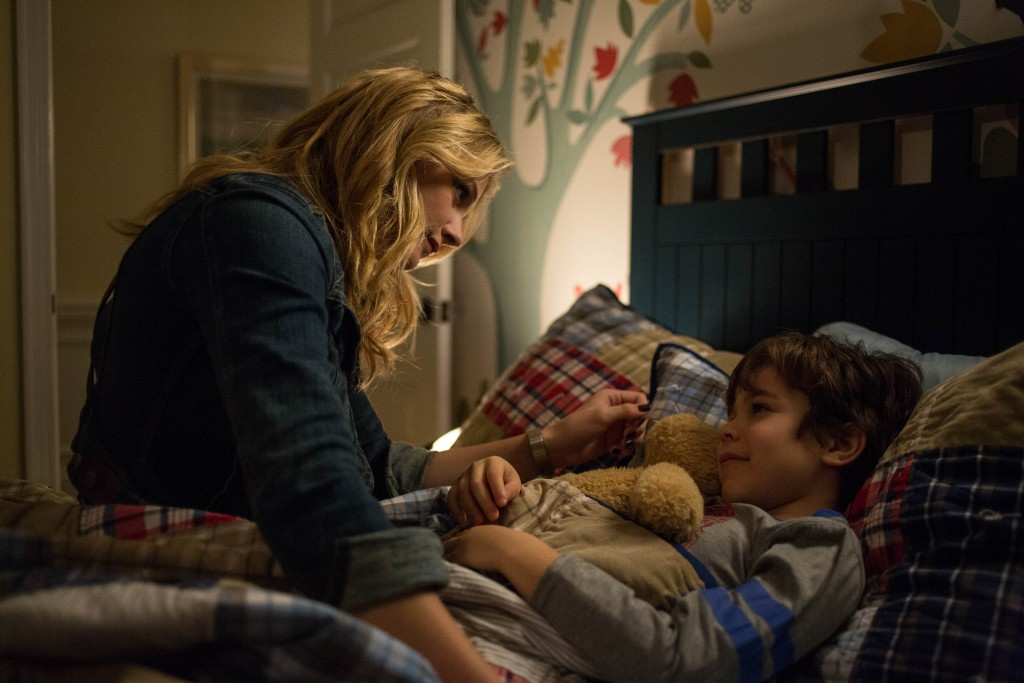 "Chloë Grace Moretz and Zachary Arthur star in Columbia Pictures' ""The 5th Wave."""