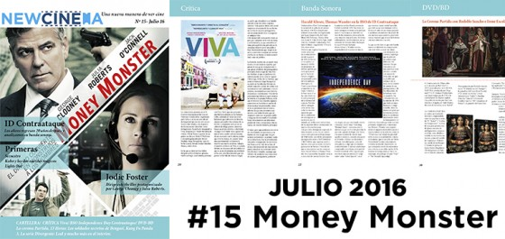 NC MAGACINE Nº 15 Julio: Money Monster