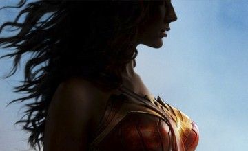 Teaser Póster WONDER WOMAN