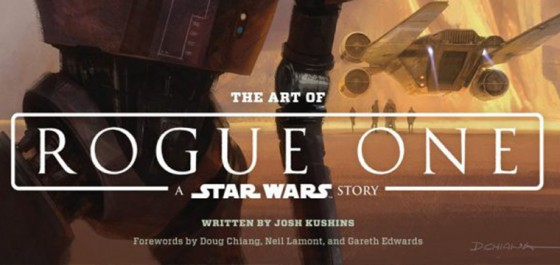 Descubre el arte conceptual de Star Wars Rogue One