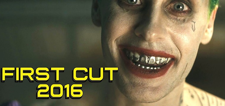 Vídeo de todo un año de cine, First Cut 2016