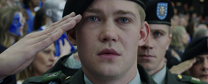 Crítica de Billy Lynn de Ang Lee