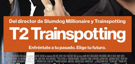 Cartel final de T2 Trainspotting