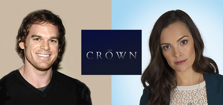Michael C Hall y Jodi Balfour se unen a la segunda temporada de The Crown