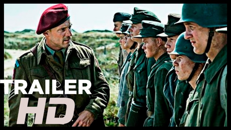 BAJO LA ARENA (LAND OF MINE) – Tráiler HD Castellano
