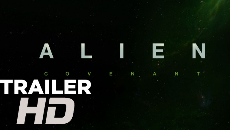 ALIEN COVENANT – Tráiler HD Castellano