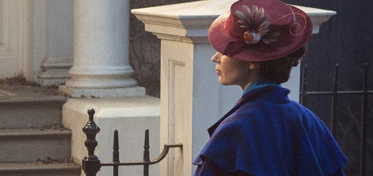 Primer vistazo a Mary Poppins Returns