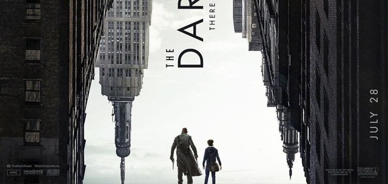 Stephen King nos muestra el Teaser Póster de la adaptación de The Dark Tower