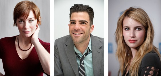 "Julianne Nicholson, Emma Roberts y Zachary Quinto protagonizarán ""Who We Are Now"""