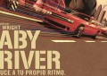 Cartel final del thriller de acción Baby Driver