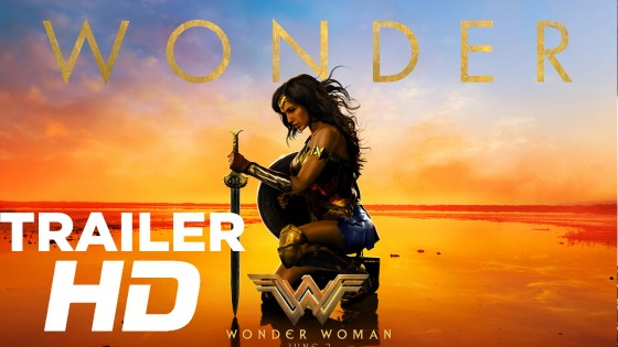 WONDER WOMAN – Tráiler HD Castellano