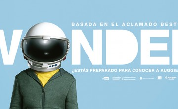 Cartel teaser de WONDER