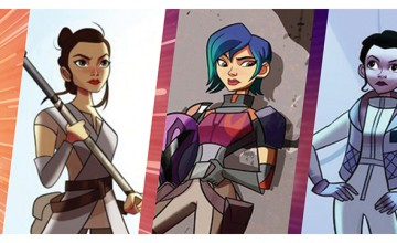 Star Wars: Forces of Destiny la nueva serie Disney protagonizada por sus heroínas