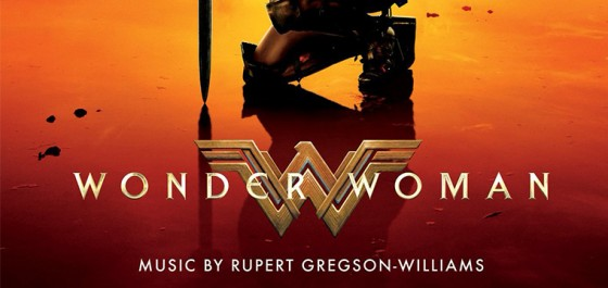 Rupert Gregson-Williams nos ofrece una destacada y heroica BSO en Wonder Woman