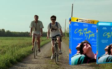 La adaptación de Call Me by Your Name llega en DVD y Blu-ray