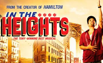 El musical de Broadway In the Heights tendrá una adaptación de Warner Bros.