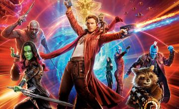 James Gunn confirma cuando tendrá lugar GUARDIANES DE GALAXIA VOL. 3
