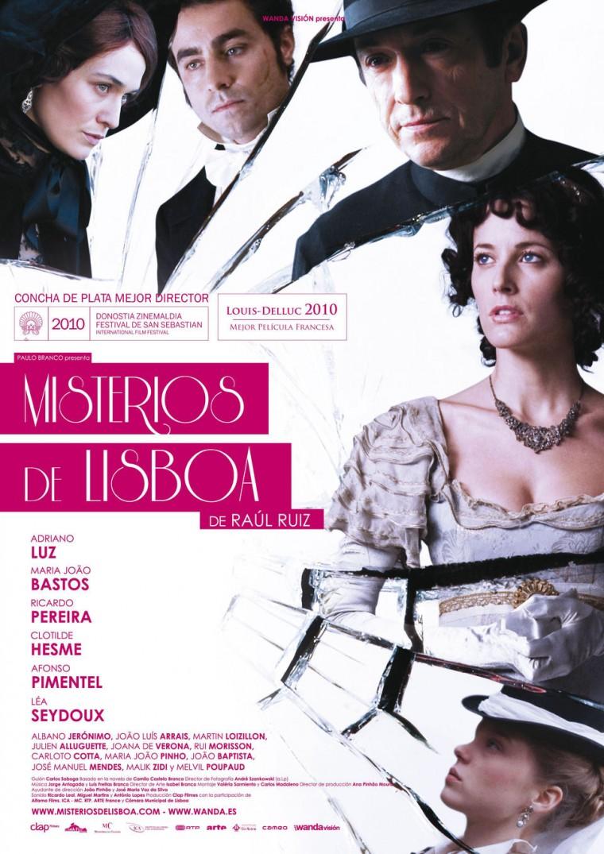 Misterios de Lisboa [Trailer V.O.Sub ING]