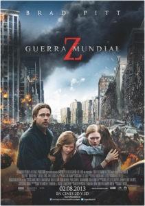 Guerra Mundial Z_poster
