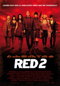 cartel poster RED2