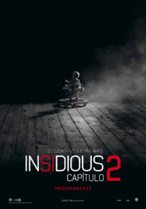 cartel teaser INSIDIOUS 2
