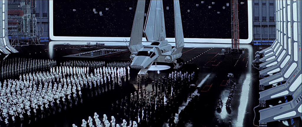 Llegada_emperador_star wars VI
