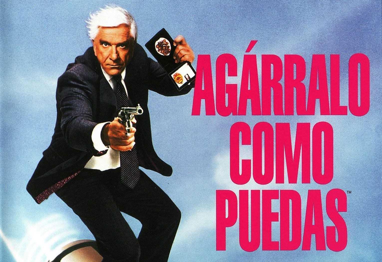 Paramount Pictures planea el remake de Agarralo como puedas - Estrenos,  Cine, Peliculas y mucho más