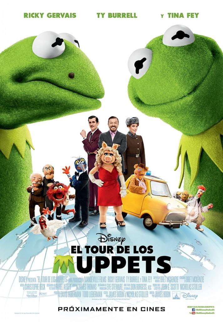 El Tour de los Muppets_cartel