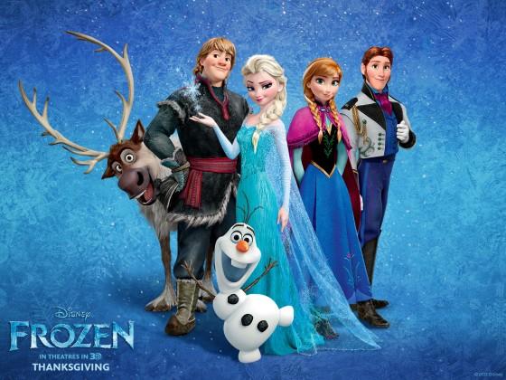 Wallpapers de Frozen el Reino del Hielo
