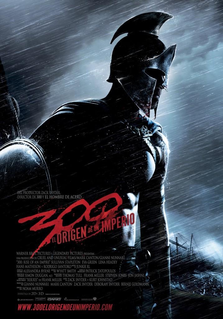Teaser Poster- 300 el origen de un imperio (1)