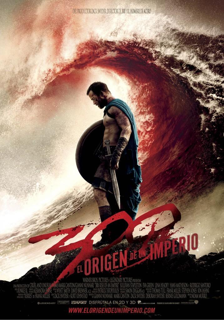 Teaser Poster- 300 el origen de un imperio (2)