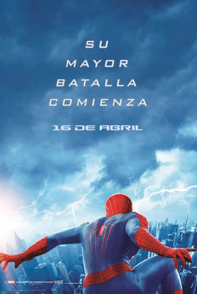 The Amazing Spiderman 2 - Teaser poster