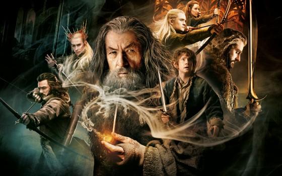 Fondos El Hobbit La Desolación de Smaug