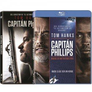 capitan phillips_dvd blu-ray