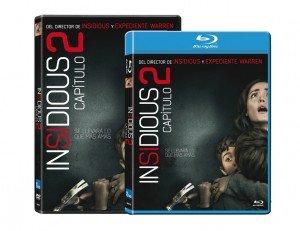 insiduos 2_venta DVD Y BD