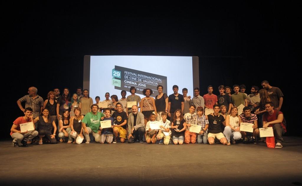 29 Cinema Jove// Gala de Clausura y entrega de premios del encuentro escolar.