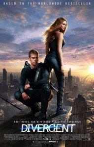 Divergente-poster