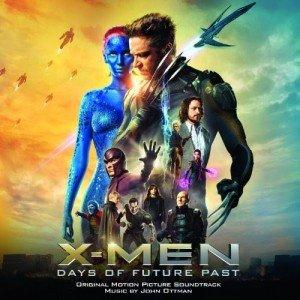 X-Men Dias del futuro pasado_BSO